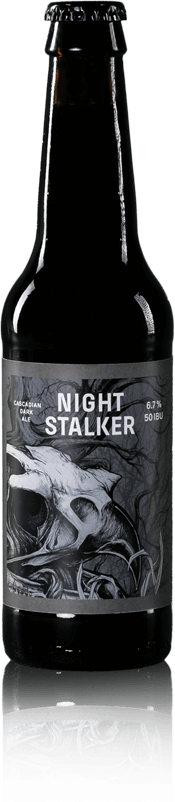NIGHTSTALKER BLACK IPA